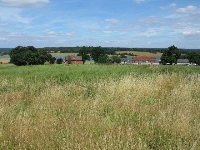 Dairy House Farm, Blithfield, Staffordshire.