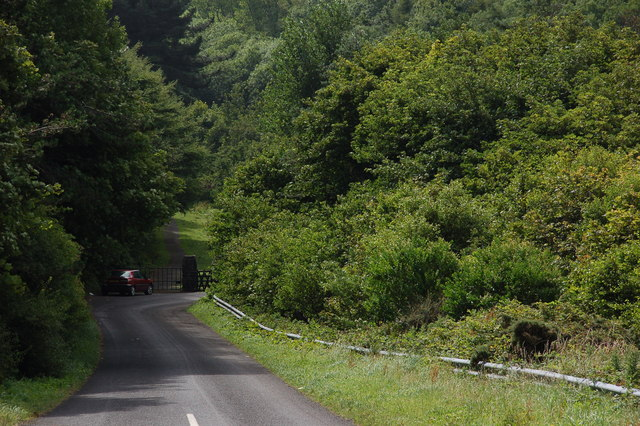 Burrenmore Road, Downhill