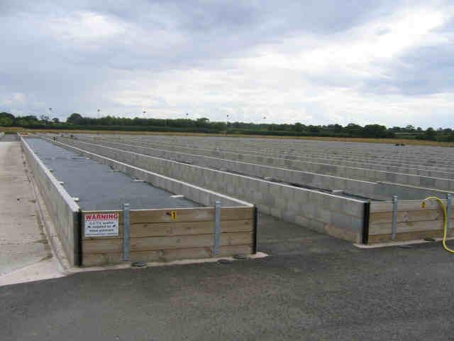 Worm farm near Occlestone Green