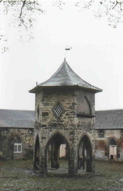 Doocot, Megginch Castle.