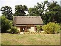 TQ1876 : Minka House from Japan, Kew Gardens by David Hawgood