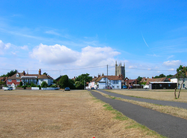 The Rype, Lydd