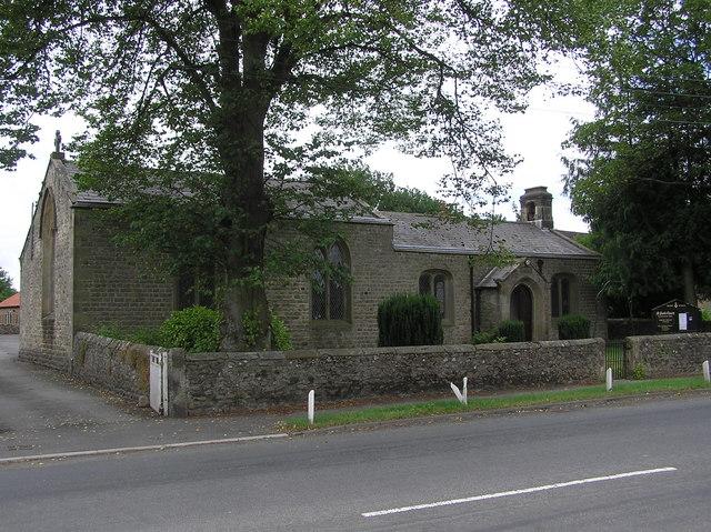 St. Paul's Chapel  : Brompton on Swale