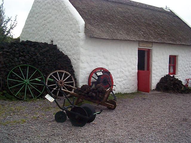 Kerry Bog Village