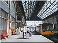 SD6827 : Blackburn station by Stephen Craven