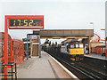 TQ8166 : Rainham Station by Stephen Craven