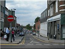 TQ1885 : St John's Road, Wembley by Danny P Robinson