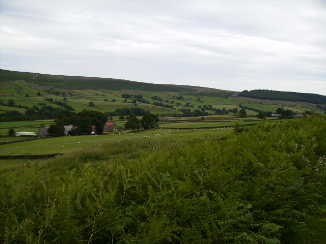 The beautiful Bransdale