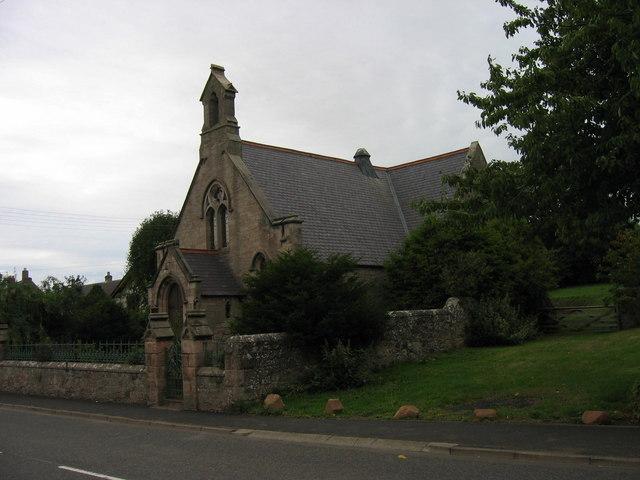 Church of Scotland, Paxton