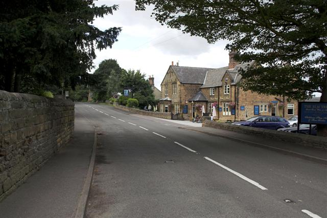 The Elm Tree Inn, Mansfield Road, Heath