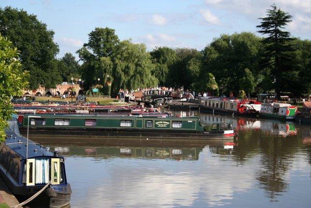Bancroft Basin, Stratford-Upon-Avon