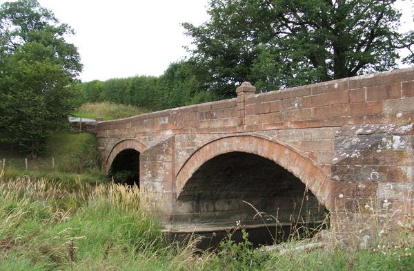 Cliburn Mill bridge