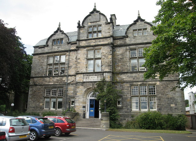Bute Medical Building, University of St Andrews Medical School