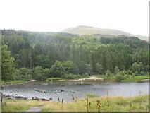SH7157 : Kayaking on Llynnau Mymbyr by Eric Jones