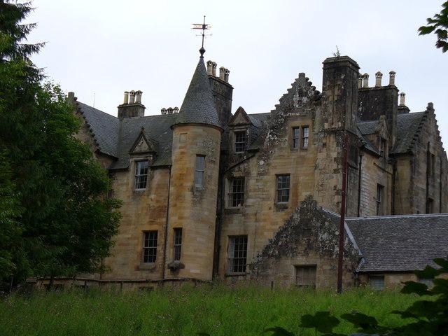 Stronvar House, Loch Voil