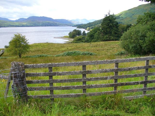 By Letter, Loch Katrine