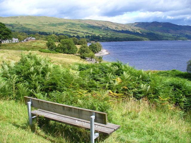 Strone, Loch Katrine