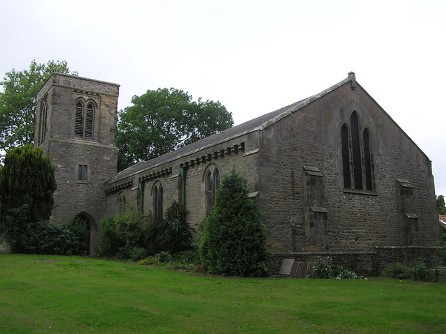 St.Cuthbert's with St. Mary's Church : Barton