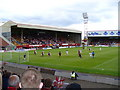 NS7555 : Fir Park, Motherwell. by Colin Smith