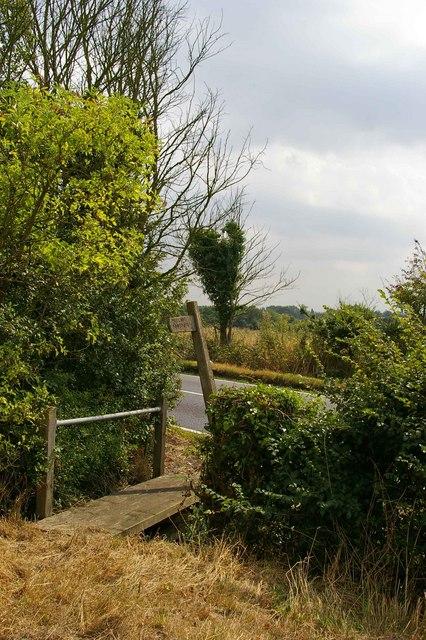 Bridge to Bovill Uplands