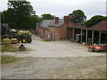 SO4465 : Home Farm at Croft Castle by Phil Catterall
