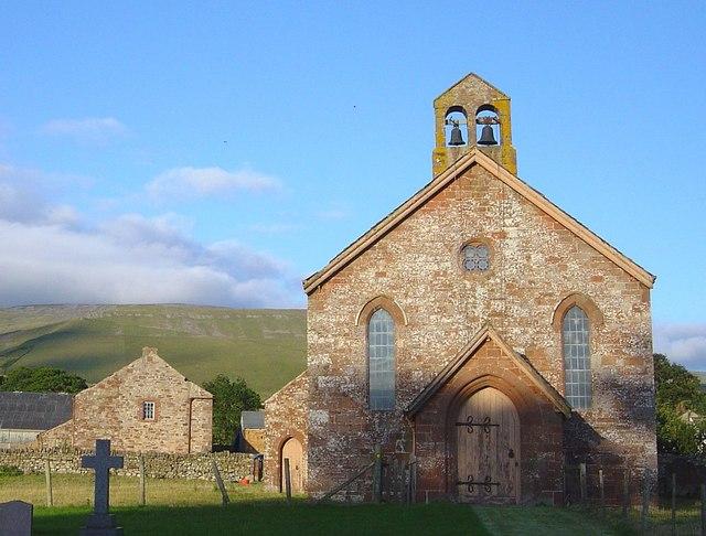 Church of St Lawrence, Kirkland (Culgaith)