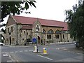 TQ3777 : Seventh Day Adventist Church, Devonshire Drive by Stephen Craven