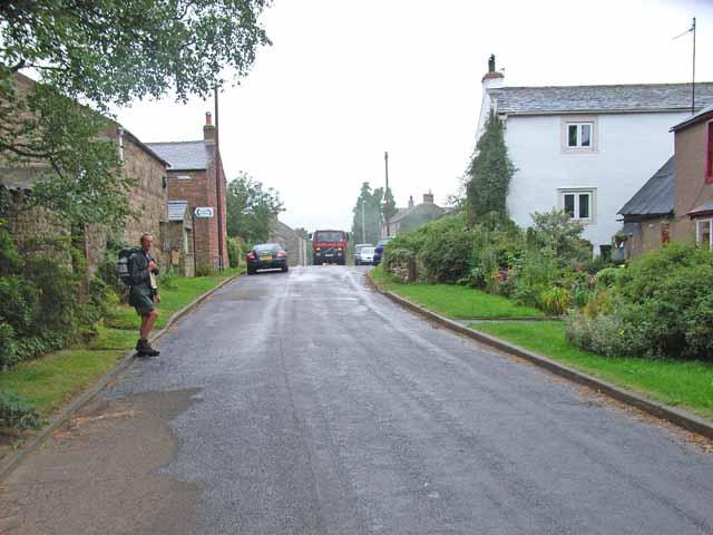 Knock village