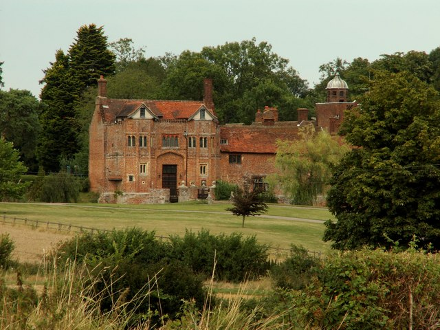 Gedding Hall, Gedding, Suffolk