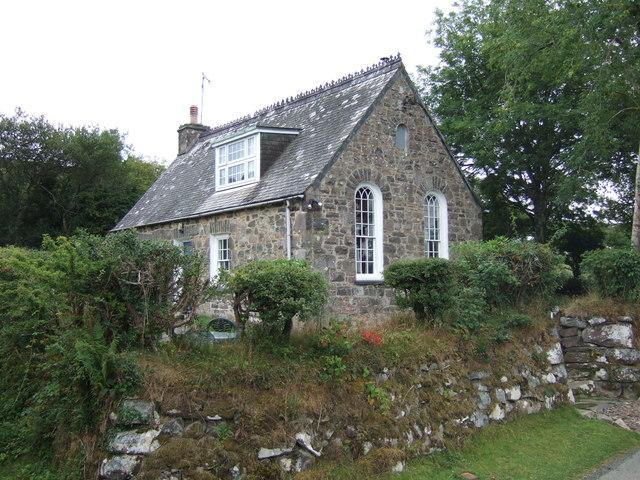 Converted chapel near Newport/Trefdraeth