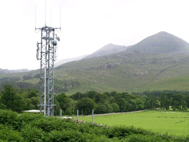 Radio mast, Dundonnell