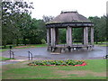 SJ9172 : Bandstand in South Park by Neil Lewin