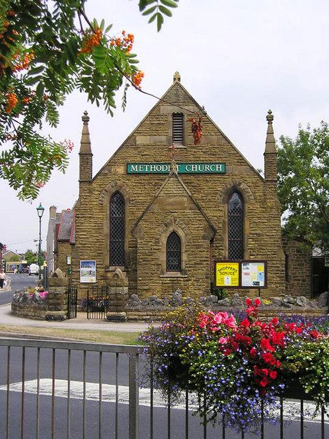 The Methodist Church, Garstang