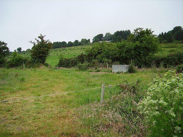 Fields near Glenmore