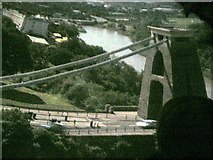 ST5673 : Clifton Suspension Bridge through the Camera Obscura by Rich Tea
