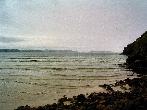 Polin Beach (Bagh a' Phollain)