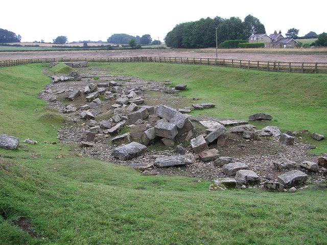 Roman Bridge : Piercebridge