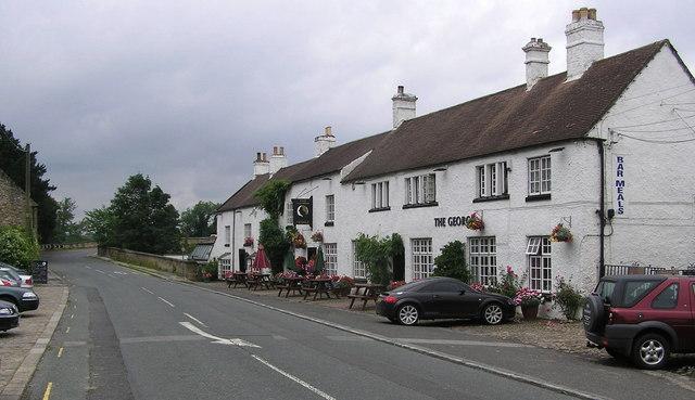 The George Hotel : Piercebridge