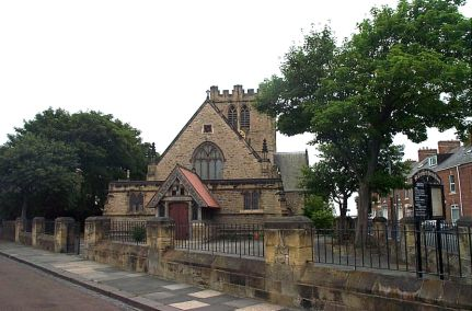 St. Cuthberts Parish Church, Blyth