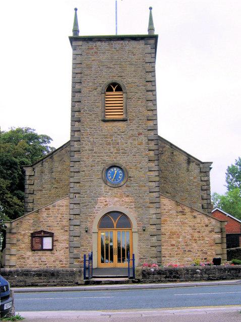 St Thomas' Church, Garstang