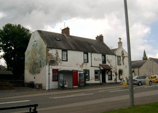 Castle Hotel, New Cumnock