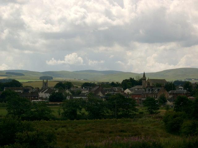 New Cumnock, Ayrshire