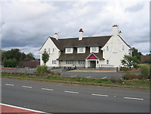SO8466 : Closed pub at Dunhampton by David Stowell