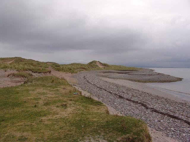 Maharabeg Beach north of Castlegregory on the Dingle peninsula