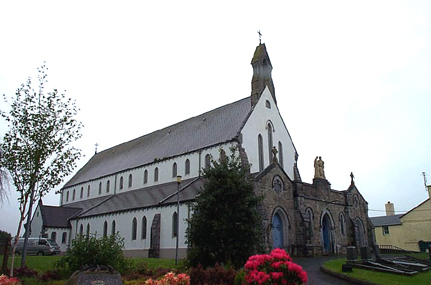 Kiltamagh, Co. Mayo, St Joseph's R.C. Church