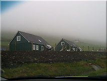 HU4039 : New house building site at Scalloway by Bill Griffiths