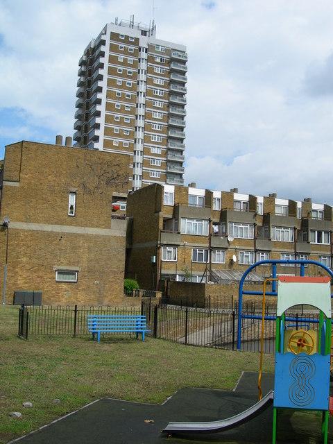 Clifton Estate, Peckham
