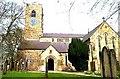 NY9864 : Corbridge, Northumberland, St Andrew's Church by Bill Henderson