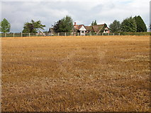 SO6463 : Hursley Farm, Stoke Bliss by Philip Halling