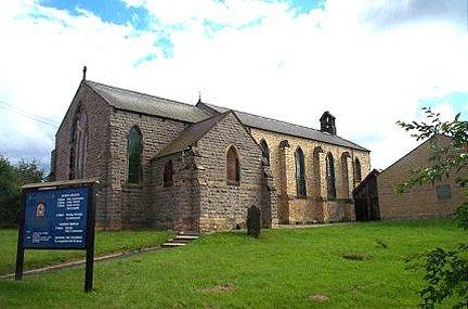 South Hetton, Co Durham, Holy Trinity Church